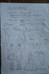 Molton Kostüme